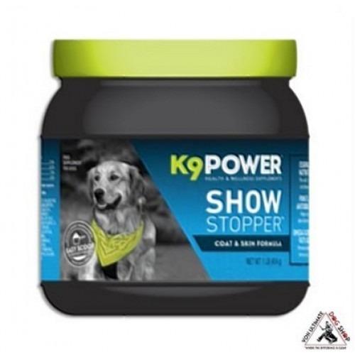 K9 power show stopper coat skin 450g for Show stopper equipment