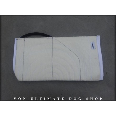 HST Sleeve Cover in White Line Material with Handle
